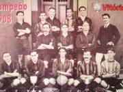 Time campeão de 1908. (Divulgação / Memorial ECV)