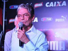 Presidente Raimundo Viana (Foto: Flávio Sande / Arena Rubro-Negra)