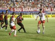 Vitória pode até perder por 1x0 que mesmo assim garante a classificação (Foto: Associação Atlética Anapolina)