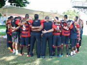 Leão pode até perder por um gol de diferença que mesmo assim leva a taça de campeão baiano Sub -20 (Foto: Divulgação / Esporte Clube Vitória)